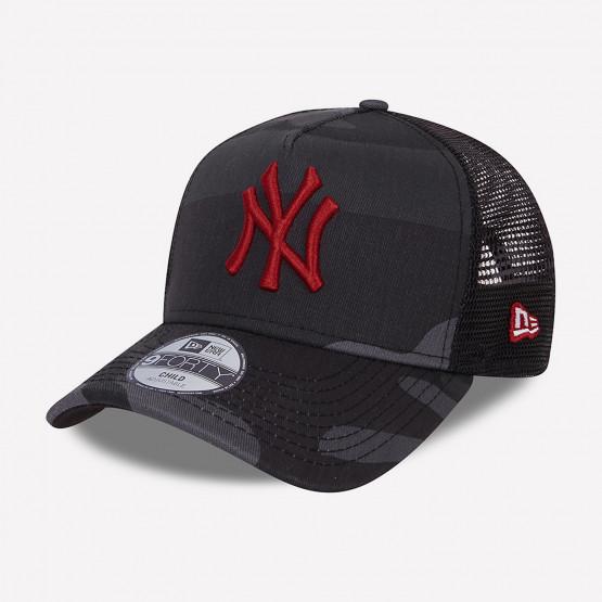 NEW ERA New York Yankees City 9Forty Trucker Παιδικό Καπέλο
