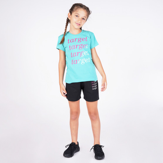 Target Παιδικό Σετ Τ-Shirt & Σορτς