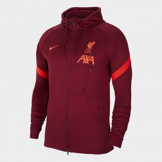 Nike Liverpool F.C. Strike Men's Knit Football Ανδρική Ζακέτα