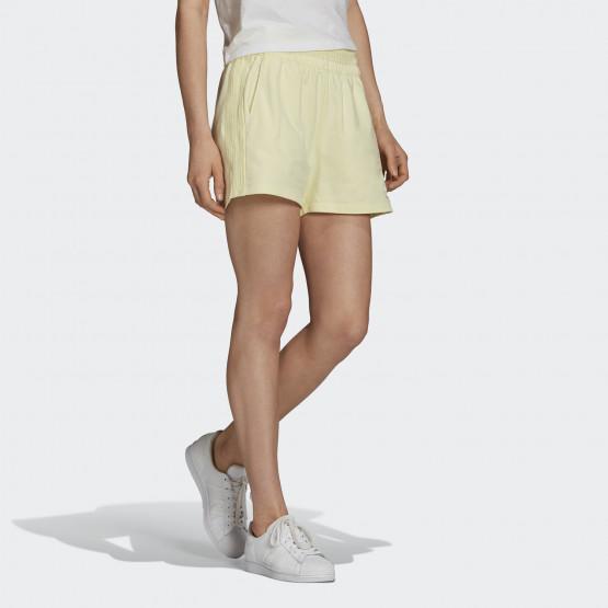 adidas Originals Luxe 3-Stripes Γυναικείο Σορτς