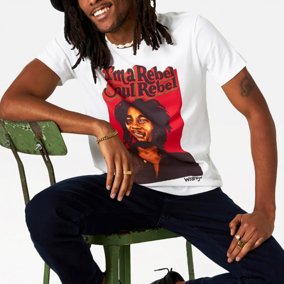 Wrangler Soul Rebel Μen's T-shirt