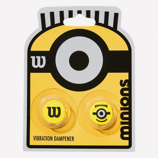 Wilson Minions 2Pk Αντικραδασμικά Ρακέτας