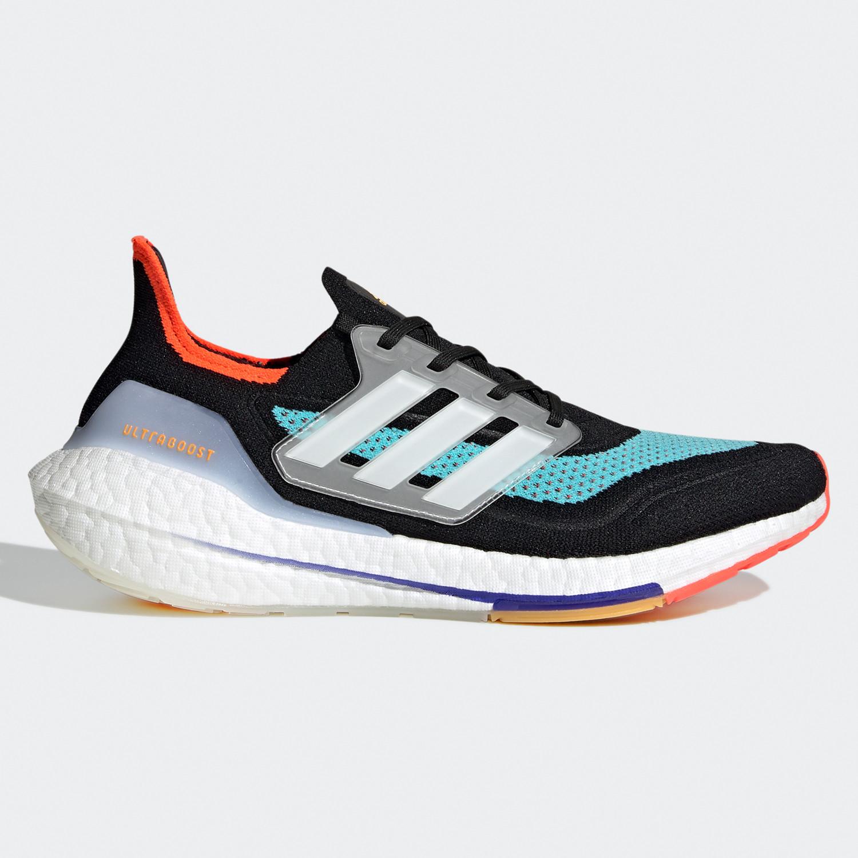 adidas Performance Ultraboost 21 Ανδρικά Παπούτσια για Τρέξιμο (9000084713_54405)