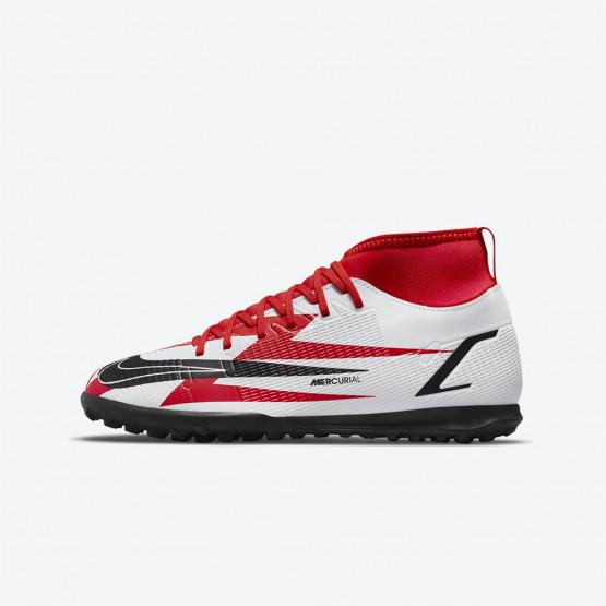 Nike Mercurial Superfly 8 Club CR7 Παιδικά Παπούτσια για Ποδόσφαιρο