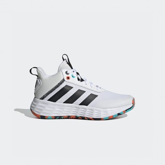 adidas Performance Own the Game 2.0 K Παιδικά Παπούτσια για Μπάσκετ