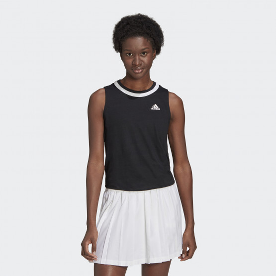 adidas Performance Club Knotted Tennis Women's Tank Top