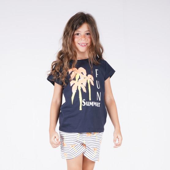 Name it Παιδικό Σετ Σορτς & T-shirt