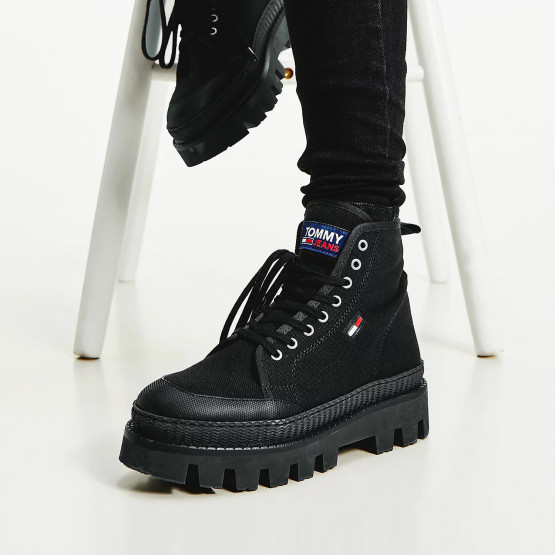 Tommy Jeans Flat Boot