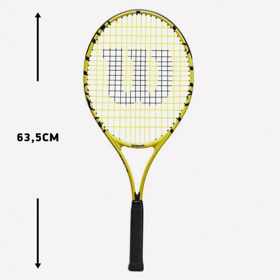 Wilson Minions 25 Παιδική Ρακέτα για Τένις - 225 g