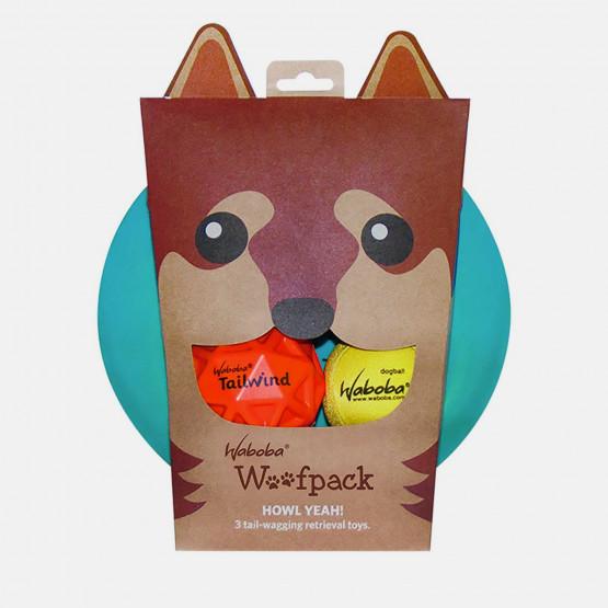 Waboba Woofgames Πακέτο Παιχνιδιών για Σκύλους