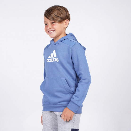 adidas Performance Badge Of Sports Παιδική Μπλούζα με Κουκούλα