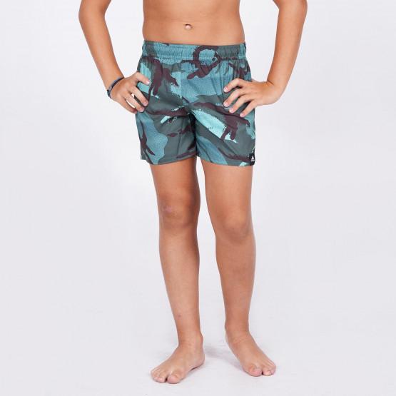 adidas Performance Camouflage Kid's Swim Shorts
