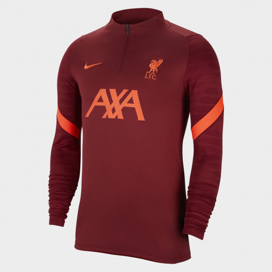Nike Liverpool Strike Ανδρική Ποδοσφαιρική Μπλούζα Προπόνησης
