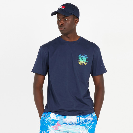 Tommy Jeans Circular Graphic Men's Tee