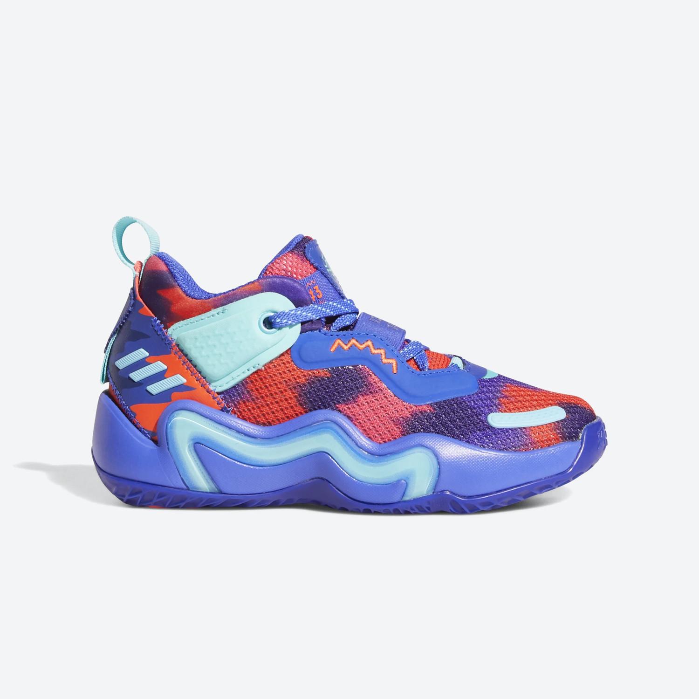 adidas D.O.N. Issue 3 Παιδικά Παπούτσια για Μπάσκετ (9000083141_54137)