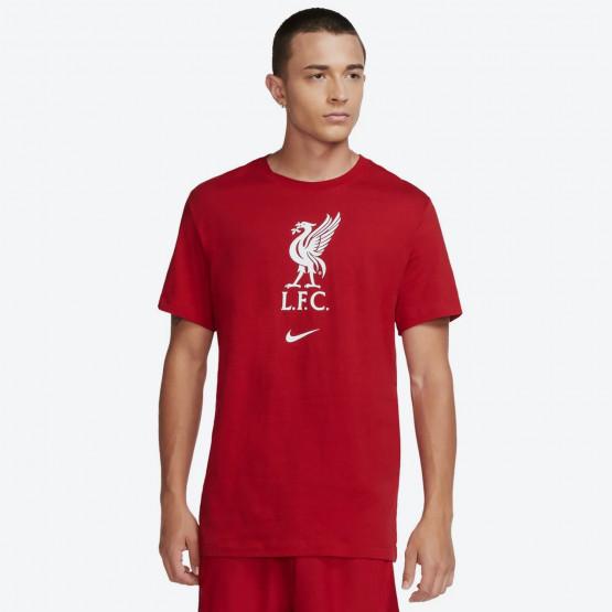 Nike Liverpool FC Evergreen Crest Ανδρικό T-Shirt