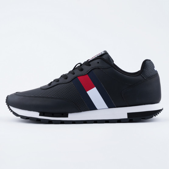 Tommy Jeans Retro Leather Runner Men's Shoes