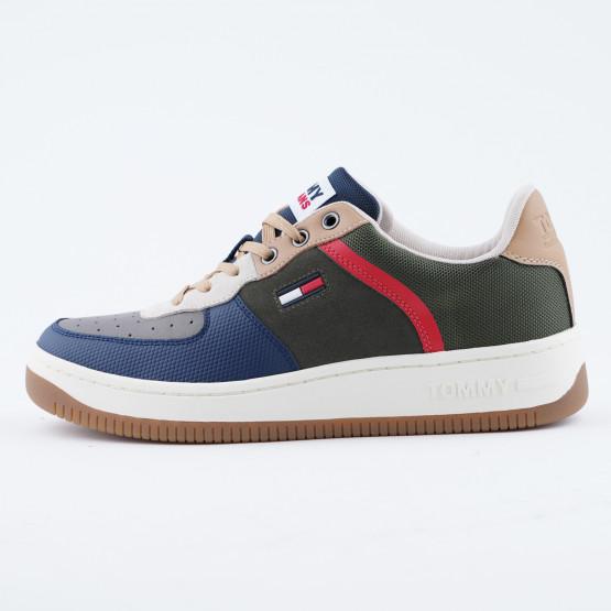 Tommy Jeans Basket Cupsole Fashion Tjm