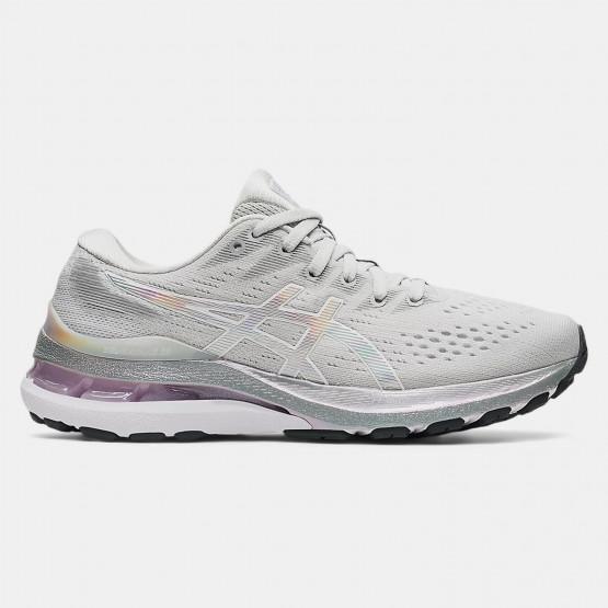 Asics Gel-Kayano 28 Platinum Γυναικεία Παπούτσια για Τρέξιμο