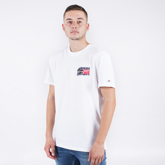 Tommy Jeans Faded Flag Ανδρικό T-shirt
