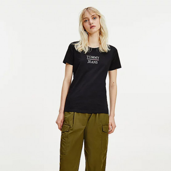 Tommy Jeans Skinny Essential Γυναικείο T-shirt