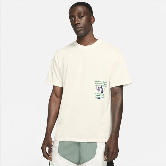 Nike Basketball Pure Ανδρικό T-Shirt