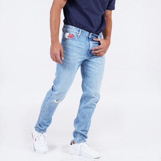 Tommy Jeans Dad Tapered Ανδρικό Jean Παντελόνι
