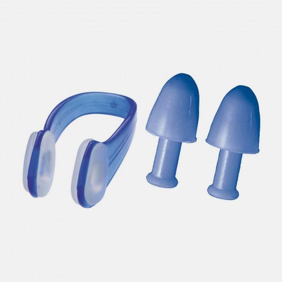 Cressi Ear Plugs Plus Nose Clip