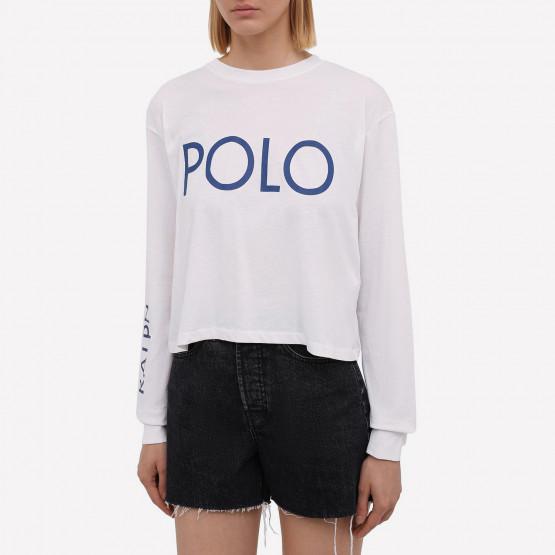 Polo Ralph Lauren Γυναικεία Μπλούζα Με Μακρύ Μανίκι