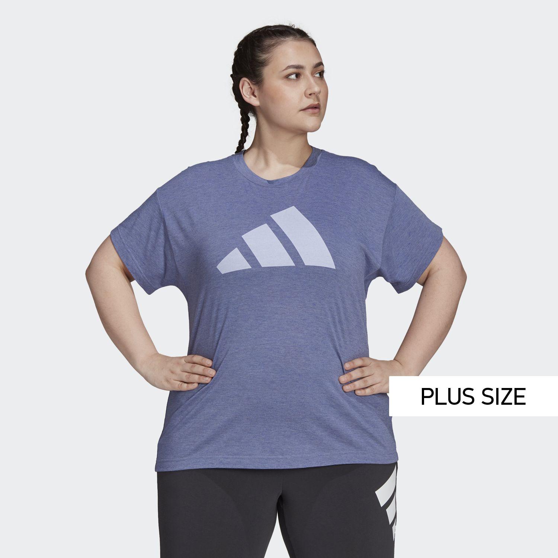 adidas Performance Plus Size Winners 2.0 Γυναικεία Μπλούζα (9000084505_54114)