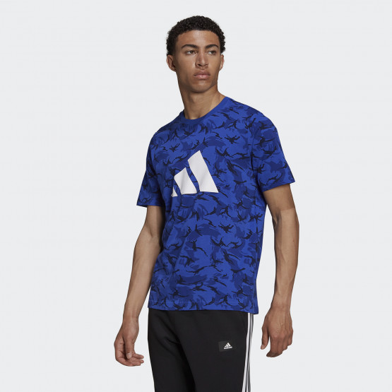 adidas Performance Future Icons Camo Ανδρικό T-Shirt