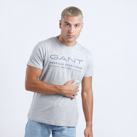 Gant Ανδρικό T-Shirt