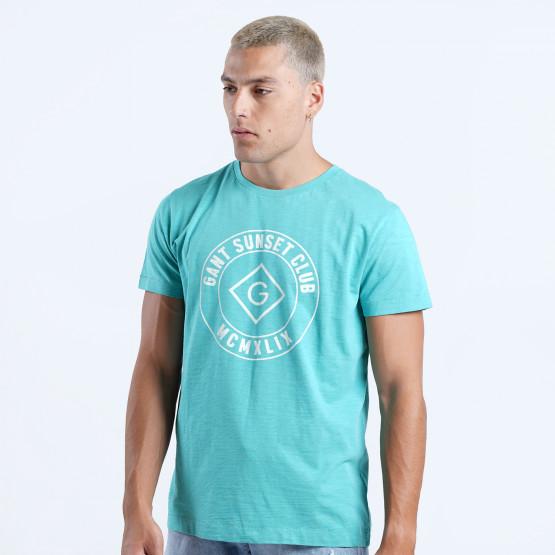 Gant Ανδρικo T-Shirt