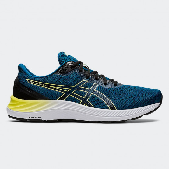Asics Gel-Excite 8 Ανδρικά Παπούτσια για Τρέξιμο