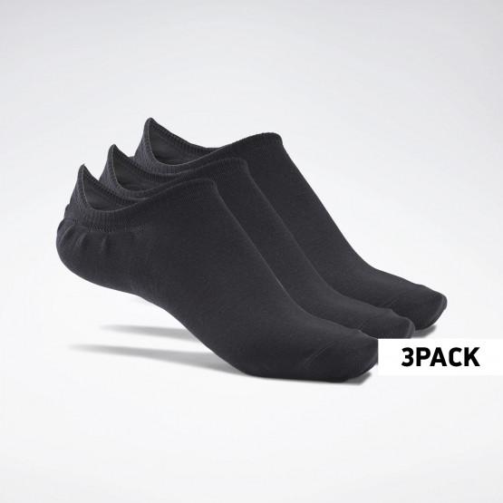 Reebok Sport Te Invisible 3Pack Unisex Κάλτσες