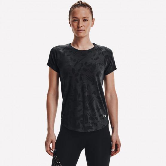 Under Armour Streaker Forest Γυναικείο T-Shirt