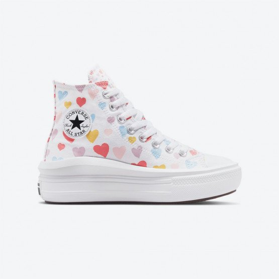 Converse Chuck Taylor All Star Move Παιδικά Μποτάκια