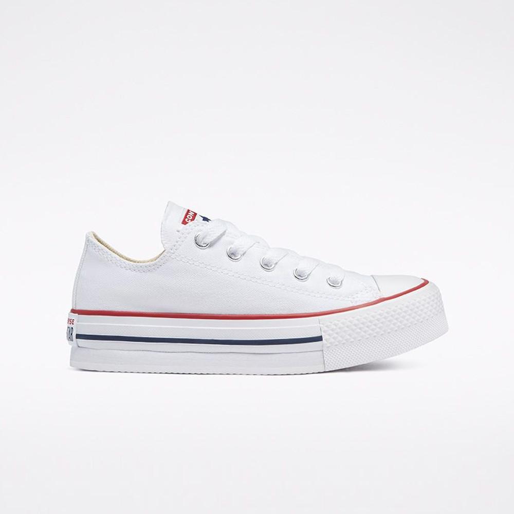 Converse Chuck Taylor All Star Lift Παιδικά Platform Παπούτσια (9000085976_54816)