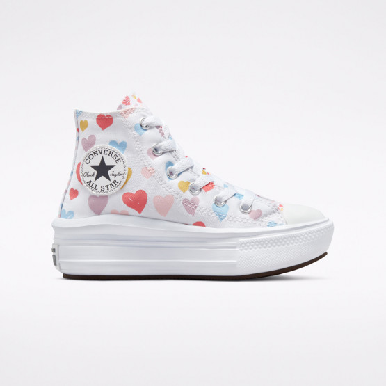 Converse Chuck Taylor All Star Move Boots For Young Childrens