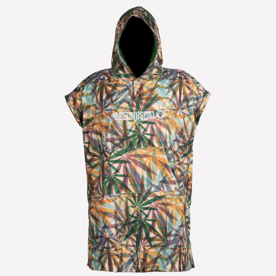 """Bee Unusual Chill Beach Edition """"WTF is Mary Jane?'' Poncho 40 × 10 × 1"""