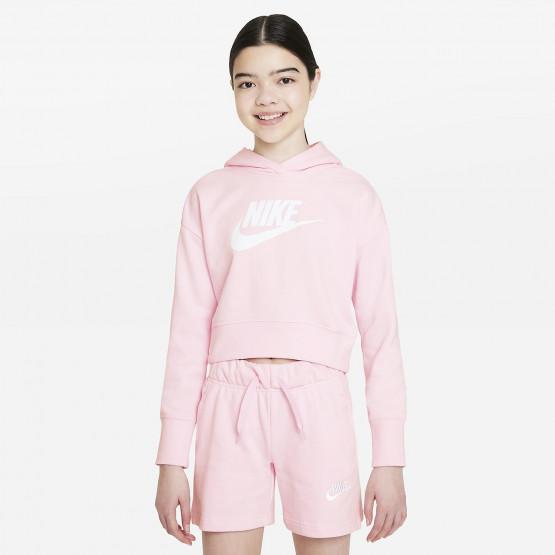 Nike Sportswear Cropped Kids' Hoodie