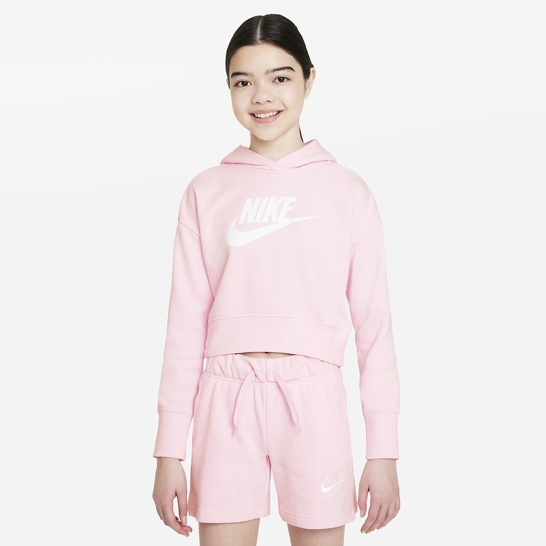 Nike Sportswear Cropped Παιδικό Φούτερ (9000081219_37716)