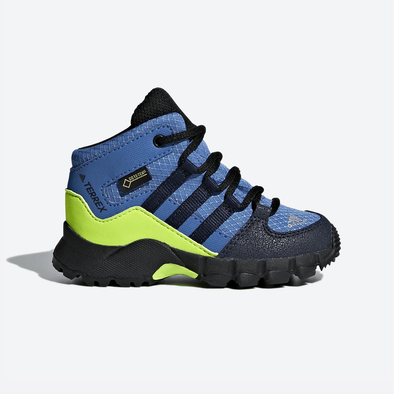 adidas Performance Terrex Mid GTX Βρεφικά Παπούτσια για Πεζοπορία (9000083950_54392)