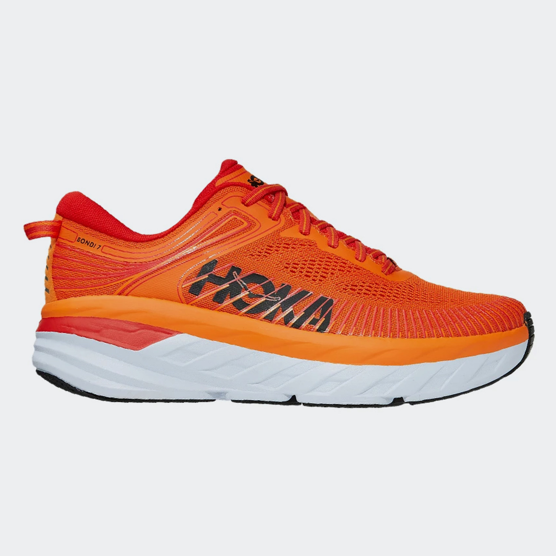 Hoka Glide Bondi 7 Ανδρικά Παπούτσια για Τρέξιμο (9000086650_55004)