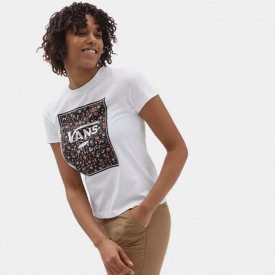 Vans Boxed In Rose Crew Women's T-shirt