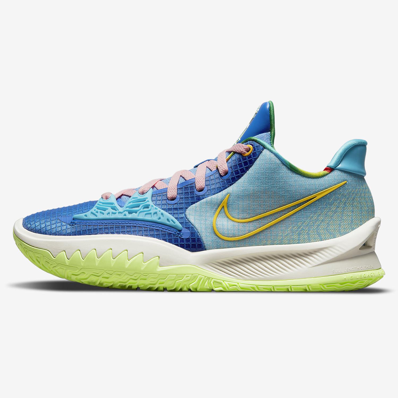 Nike Kyrie Low 4 Ανδρικά Μπασκετικά Παπούτσια (9000080026_53183)