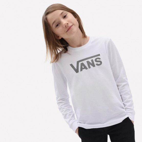 Vans Flying V Glitter Παιδική Μπλούζα Με Μακρύ Μανίκι