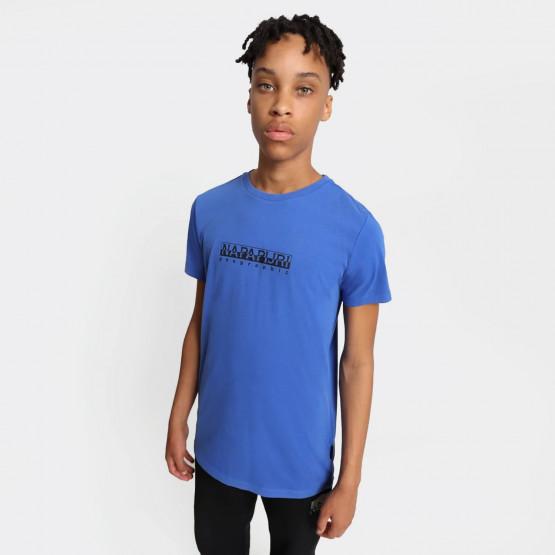 Napapijri Box Παιδικό T-shirt