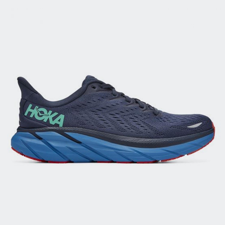 Hoka Glide Clifton 8 Ανδρικά Παπούτσια για Τρέξιμο (9000086662_55008)