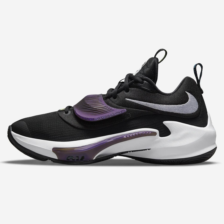 Nike Zoom Freak 3 Ανδρικά Παπούτσια για Μπάσκετ (9000080674_53305)